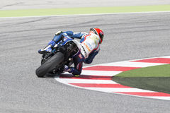 SUPERSPORT FIM World Championship - Results Free Practice 3rd Se Stock Photo
