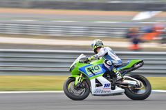 Supersport World Championship WorldSSP royalty free stock photos