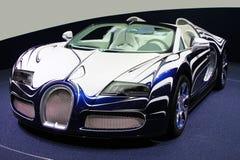 Supersportauto Stockfoto
