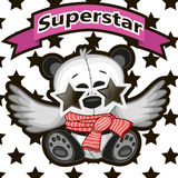superstar Stockfoto