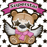 superstar Immagini Stock