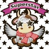 superstar Fotografie Stock