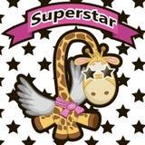 superstar vector illustratie