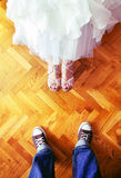 Superstar wedding Stock Photography