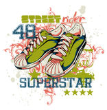 Superstars Royalty Free Stock Images