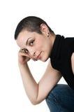 Superstite del cancro della mammella Fotografia Stock Libera da Diritti