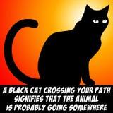 superstition Immagini Stock