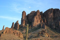 Superstition Mountains Stock Photos