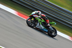 Superstock Kawasaki Monza 2 Zdjęcie Stock