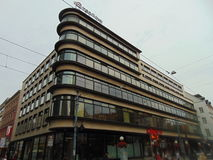 Superstore στην Πολωνία στοκ φωτογραφία