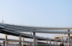 Superstrada Immagine Stock