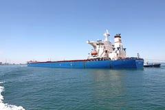 Supertanker royalty-vrije stock afbeeldingen