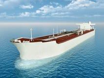 supertanker Obraz Royalty Free