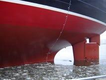 Supertanker Royalty Free Stock Photos