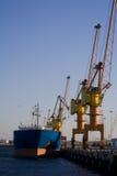 Supertanker Royalty Free Stock Image