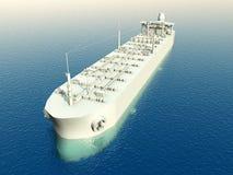 Supertanker Stock Photography