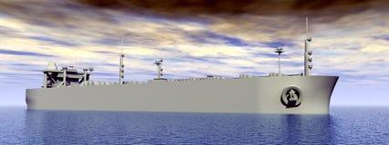 Supertanker Stock Images