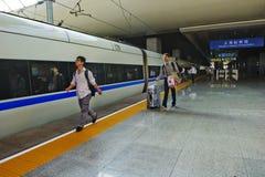 Supertrain Stock Image
