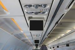 Supervise los gastos indirectos en aeroplano Foto de archivo libre de regalías