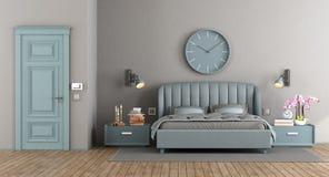 supervisore elegante della camera da letto Fotografia Stock