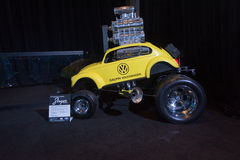 Supervolks VW  Zinger Show Rod Stock Photography