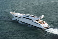 Superyacht - Sydney Photos stock
