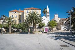 Supetar, Brac island, Croatia Royalty Free Stock Photos