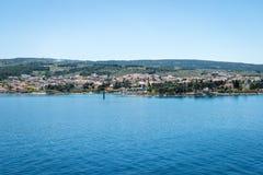 Supetar, Brac wyspa, Chorwacja Obraz Royalty Free
