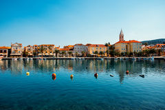 Supetar city Royalty Free Stock Images