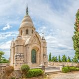 Supetar Mausoleum Petrinovic Royalty Free Stock Images