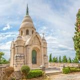 Supetar Mausoleum Petrinovic Royalty Free Stock Images