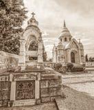 Supetar old mausoleum Royalty Free Stock Images