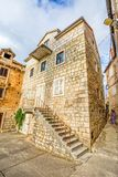 Supetar old stone house Stock Photography