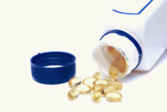 Suplemento saudável Imagens de Stock