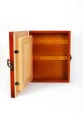 Suporte chave de madeira Imagens de Stock