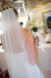 Suporte da noiva fotos de stock royalty free