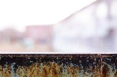 Suporte da textura do ferro Fotografia de Stock