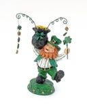 Suporte irlandês do castiçal Imagens de Stock