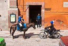Suporte isolador mexicano Fotografia de Stock Royalty Free