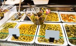 Suporte verde-oliva Foto de Stock