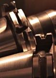 Suportes do cortador de trituração Fotografia de Stock