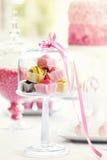 Suposiciones de la pasta de azúcar Fotos de archivo libres de regalías