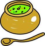 Suppe lizenzfreie abbildung