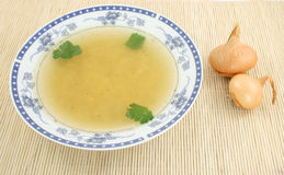 Suppe Lizenzfreie Stockfotos