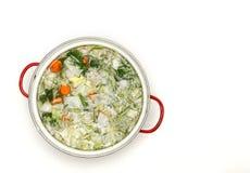 Suppe lizenzfreies stockfoto