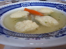 Suppe stockfoto