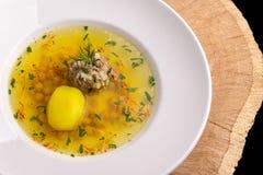Suppe des Tages Lizenzfreies Stockbild