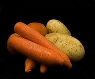 Suppe-Gemüse Lizenzfreie Stockfotografie