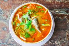 Suppe Tom-Yum stockfoto