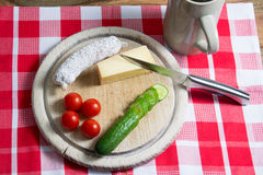 Supper Stock Photography